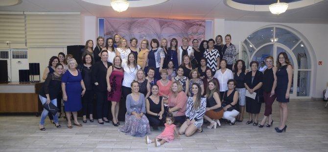 CTP Kadın Örgütü Girne İlçesi dayanışma yemeği düzenledi