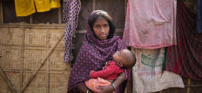 UNICEF: Kızlar çocukluklarını yaşayamadan büyüyor