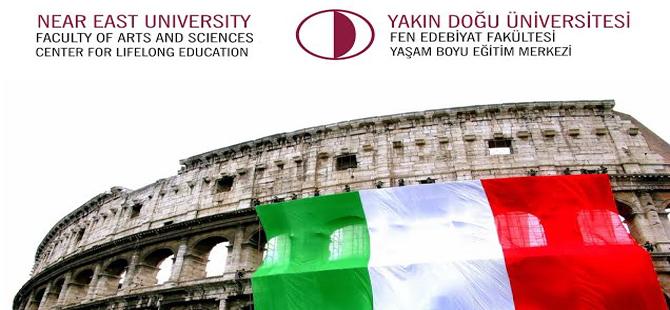 YDÜ YABEM  İtalyanca programları  21 Ekim'de başlıyor