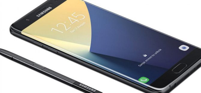 Samsung Galaxy Note 7 üretimi durduruldu!