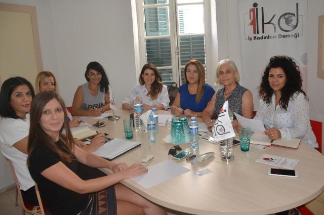 Yılın Kadın Girişimcileri Ödül Töreni çalışmaları başladı