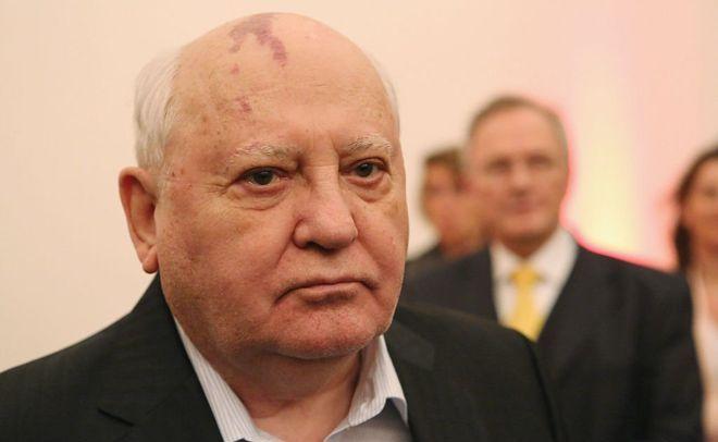 Gorbaçov: Rusya-ABD gerilimi yüzünden dünya tehlikeli bir noktada