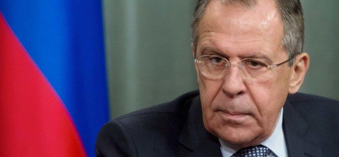 """Rusya: """"Kıbrıs'ta garantiler olamaz"""""""