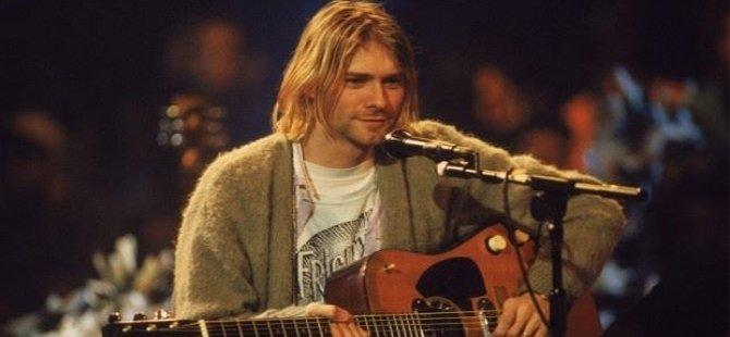 """Kurt Cobain'i CIA öldürdü"" iddiası"