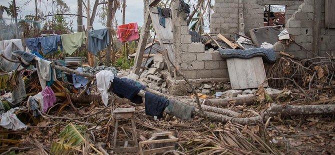 Haiti kıtlık tehlikesiyle karşı karşıya
