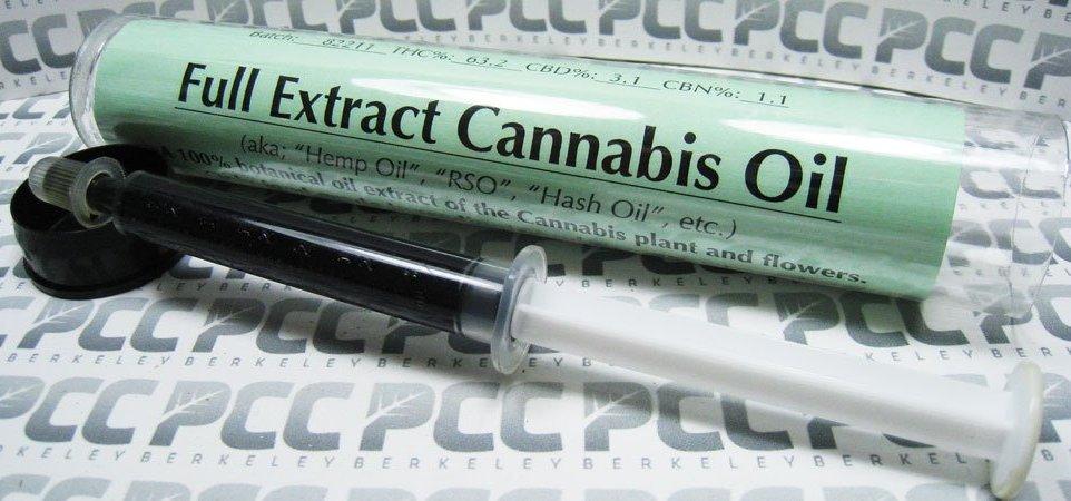 """""""Kannabis Yağı"""" ağrı kesici olarak kullanılabilecek"""
