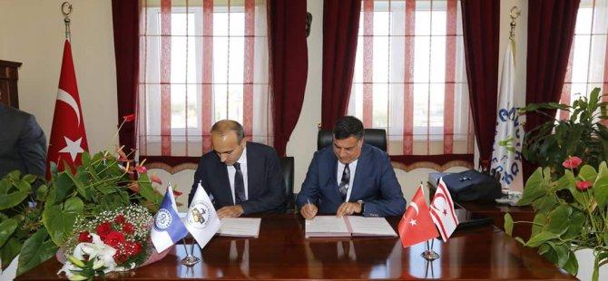 """Beyarmudu Belediyesi ile İstanbul Arnavutköy Belediyesi arasında """"kardeş kent protokolü"""""""
