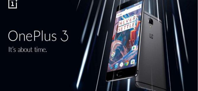OnePlus 3S ortaya çıktı