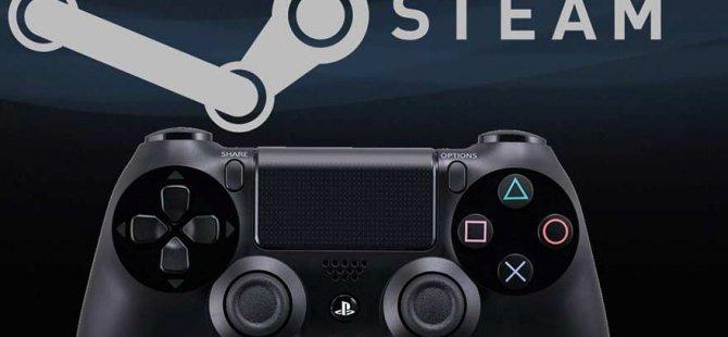 Steam, PlayStation kolu Dualshock için destek verecek!