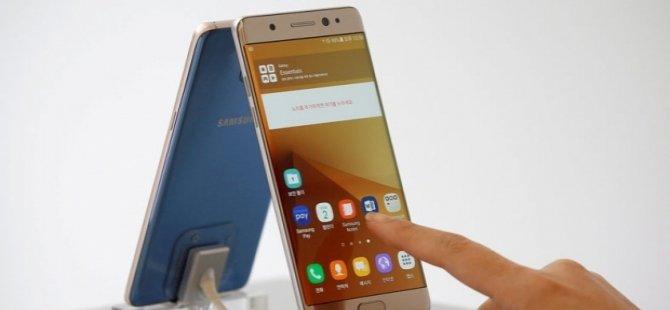 Samsung, Note 7'ler için değişim programı takvimini açıkladı