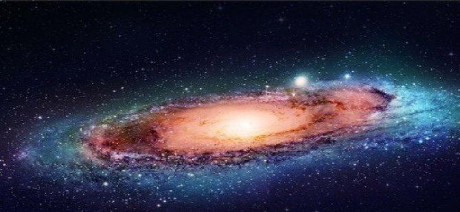 Evrende 2 trilyon galaksi var