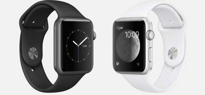 Apple Watch'a ilginç yasak