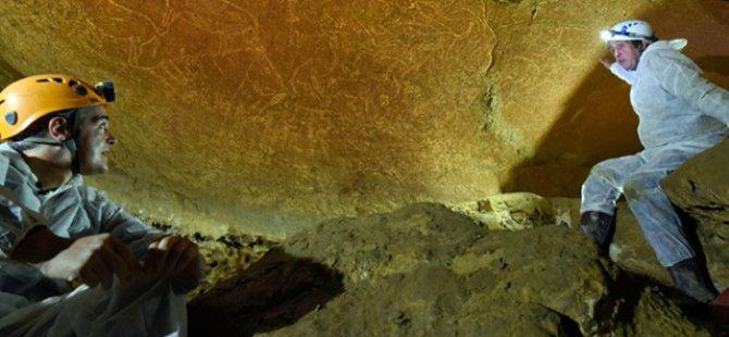 İspanya'da en az 12 bin yıllık duvar resimleri bulundu