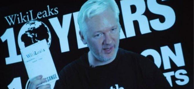 Wikileaks: Clinton'ın gizli konuşmalarını sızdırdık, Assange'ın interneti kesildi