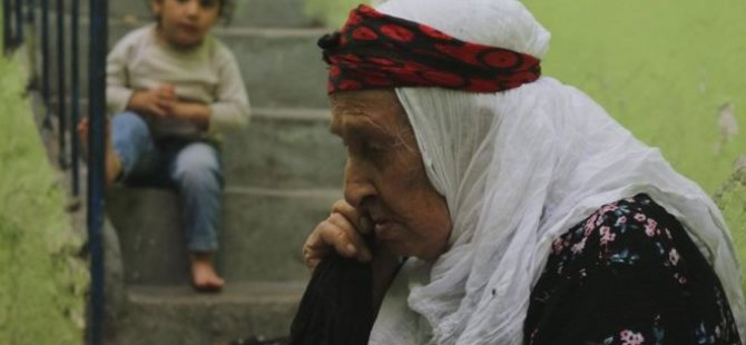 En az 415 torunu olan yaşayan tarih Diyarbakırlı Şahe Nene