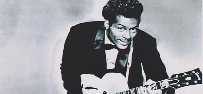 Rock'n roll efsanesi Chuck Berry, 90'ıncı yaşını yeni albümle kutluyor
