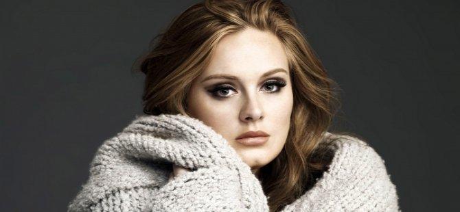 Adele: Turneden sonra hamile kalmak istiyorum