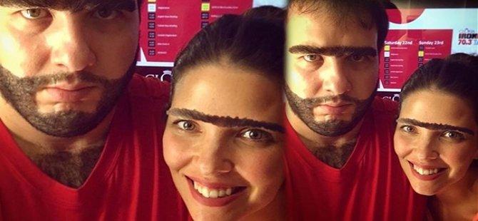 Şahan Gökbakar'dan evli 'Recep İvedik' paylaşımı