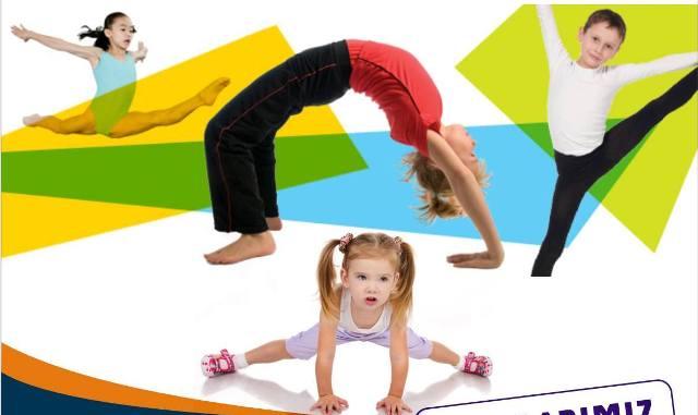 MGA'nın Şiirlerle Büyüsün Çocuklar Atölyesi ve Jimnastik Kursu için kayıtlar devam ediyor