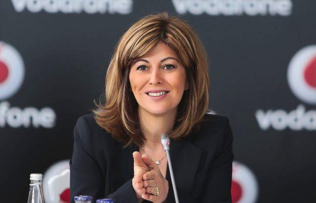 Serpil Timuray, Vodafone Grubu Ticari Operasyonlar Ve Dünya Strateji Başkanı oldu