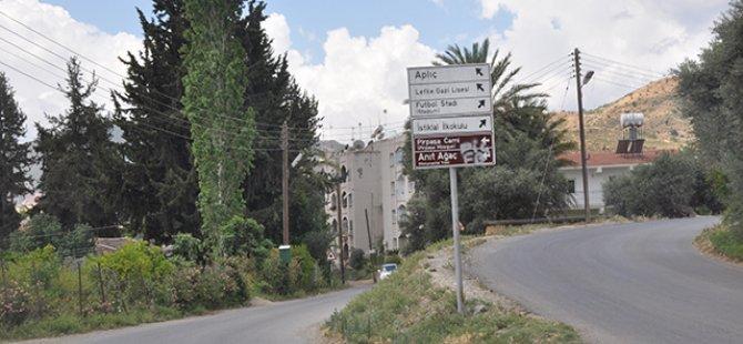 Lefke-Aplıç Kapısı'nın Ekim'de Açılabileceği İddia Edildi