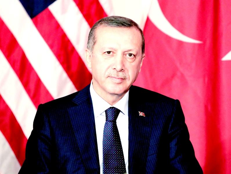 Erdoğan köşk vizesi aldı mı?