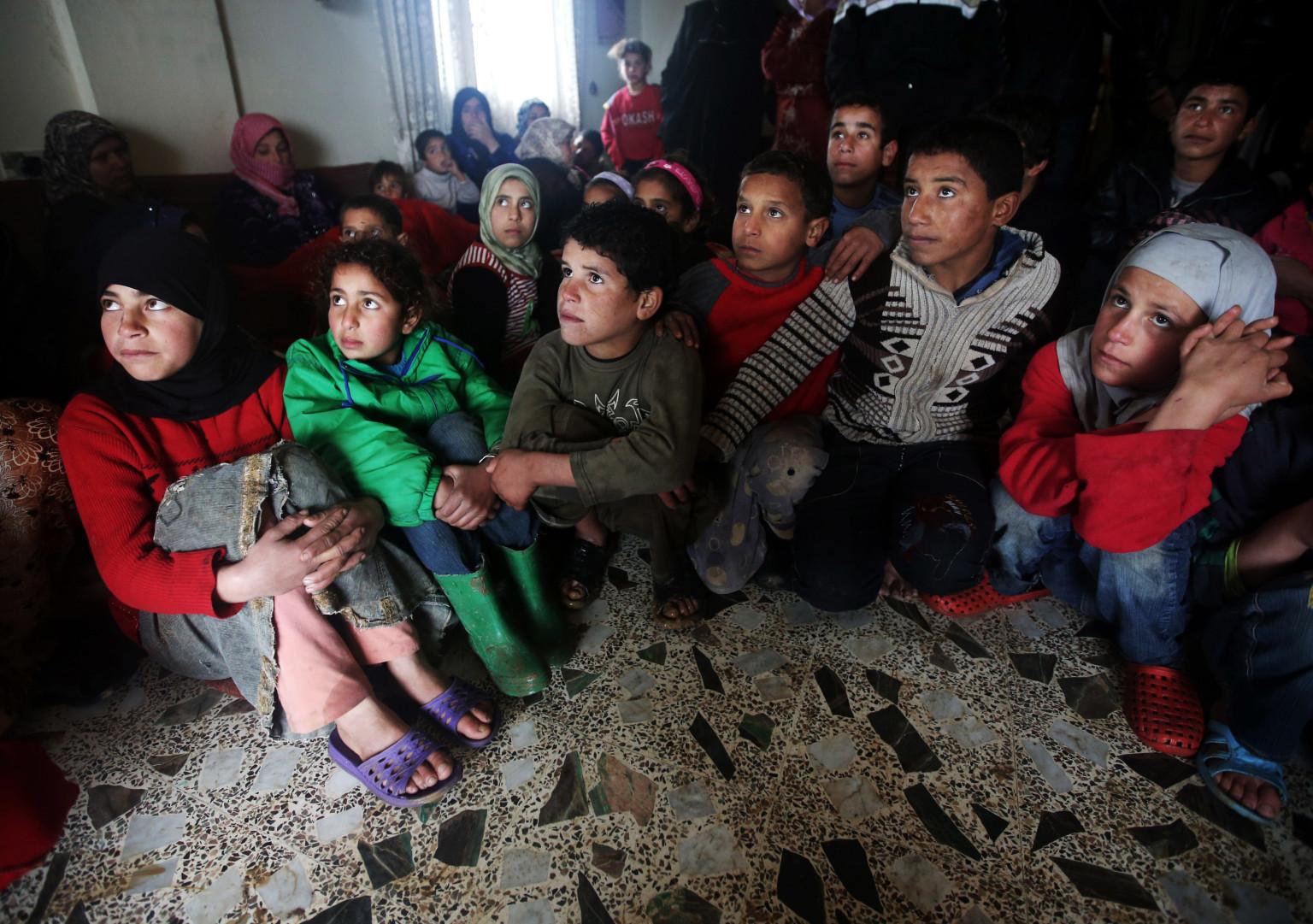 Güney Kıbrıs'a 2013'te bin 255 sığınmacı geldi