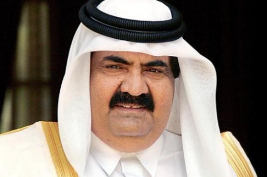 Katar Emiri, yetkilerini oğluna devretti