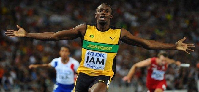 Dünyanın en başarılı atletleri seçildi