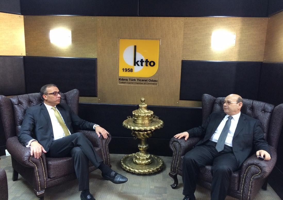 KTTO Yeni Başkanı Fikri Toros
