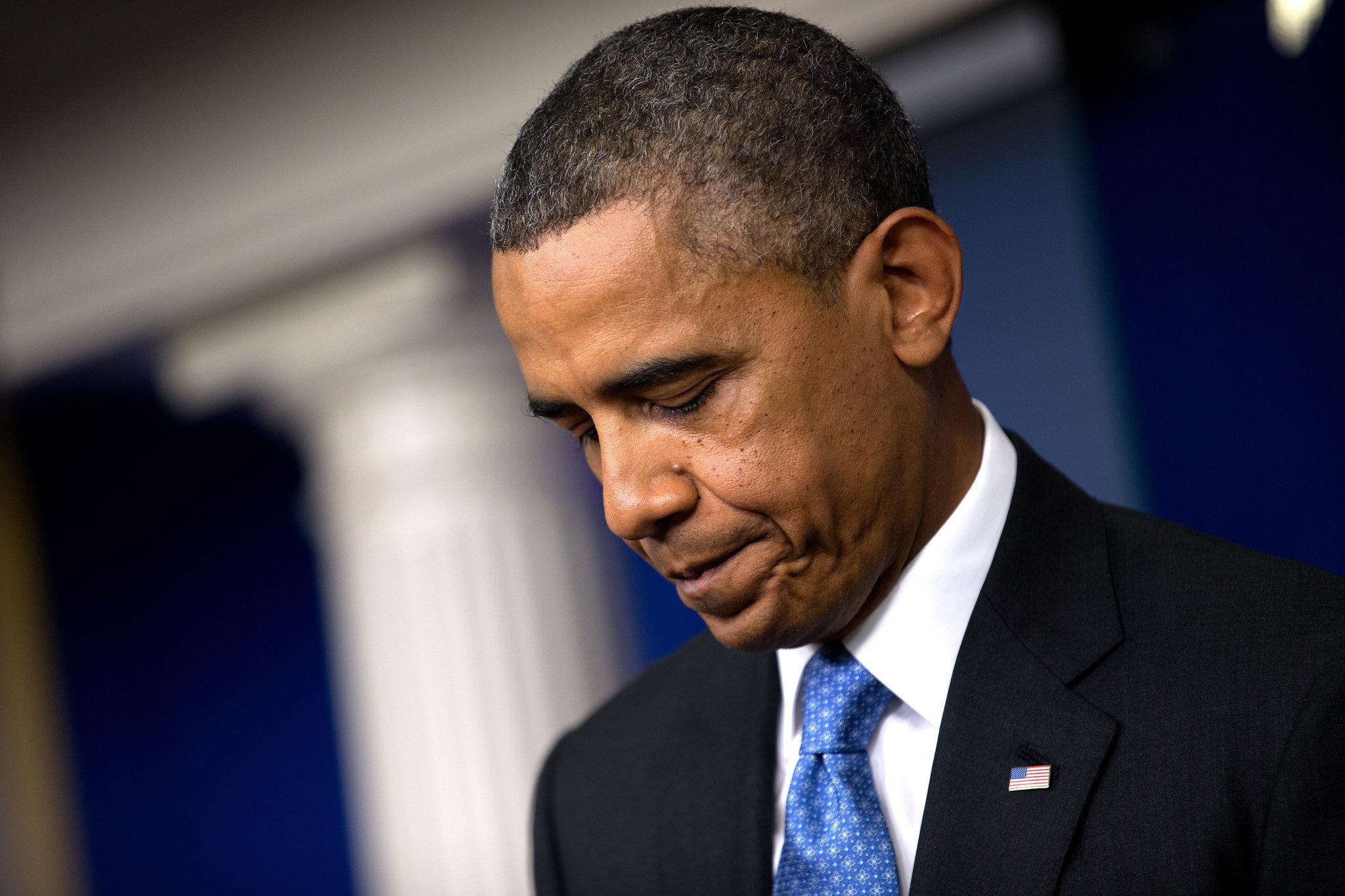 Obama'nın Hollanda gezisinde 'gizli servis' skandalı