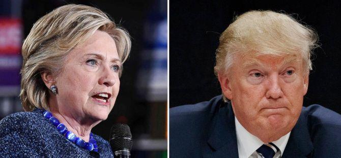 Amerikan seçimlerinden ilk sonuçlar belli oldu