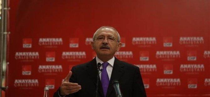 """""""Başbakan Yıldırım'a kapımız açık, başkanlık tekliflerini görmek isteriz"""""""