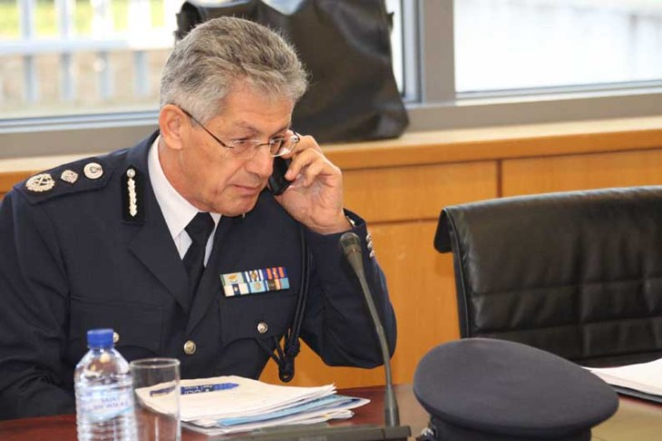 Rum polis müdürü görevden alındı