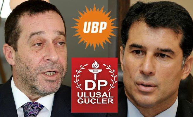 UBP DP/UG İttifakı Dağıldı