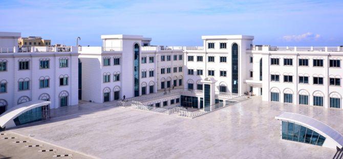 Dr. Suat Günsel Girne Üniversitesi Hastanesi yarın hizmete giriyor