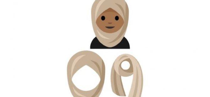 Başörtülü kadın emojisi kabul edildi, cinsiyetsiz emoji yolda