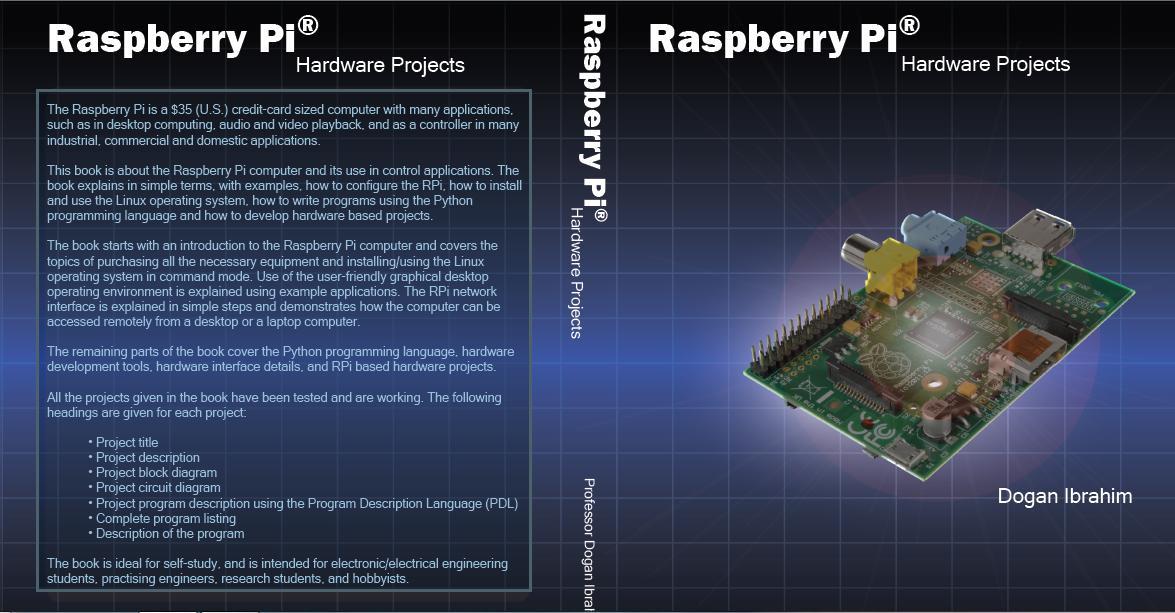 """YDÜ'den """"Raspberry Pi"""" bilgisayarı üzerine teknik kitap"""