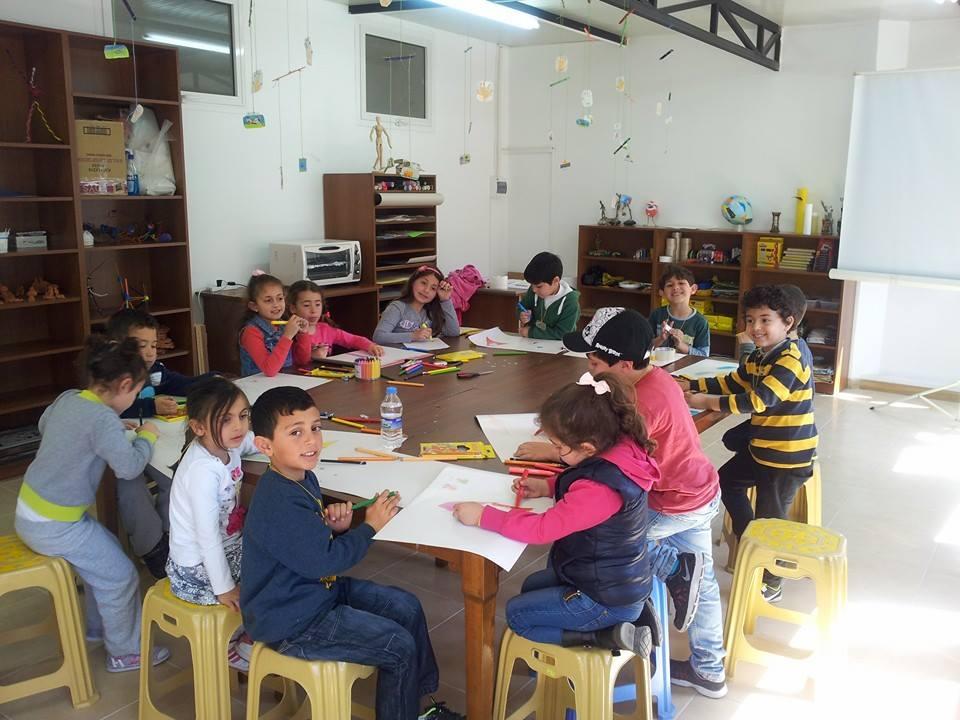 Girne Belediyesi Sanat Atölyesi doludizgin