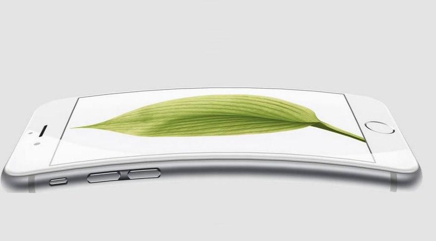 Apple'dan bükülebilir telefon sürprizi