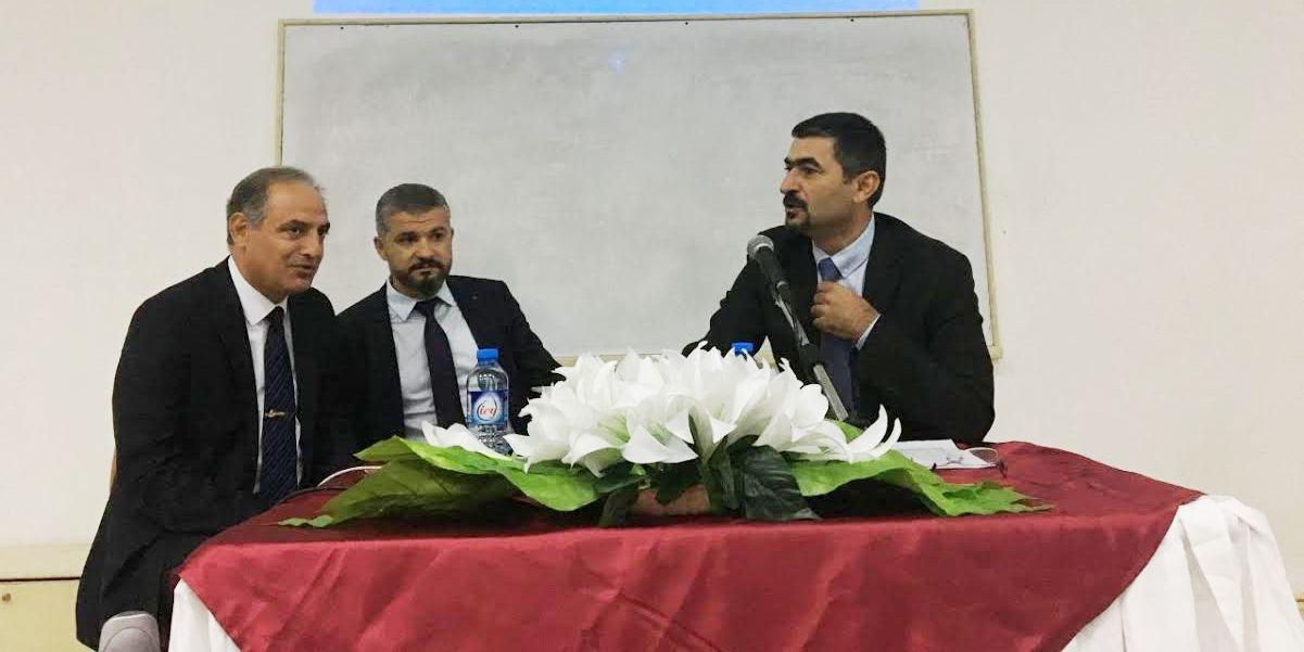 YDÜ Atatürk Eğitim Fakültesi ve Fen-Edebiyat Fakültesi düzenledikleri panel ile KKTC Cumhuriyet Bayramı'nı kutladı.