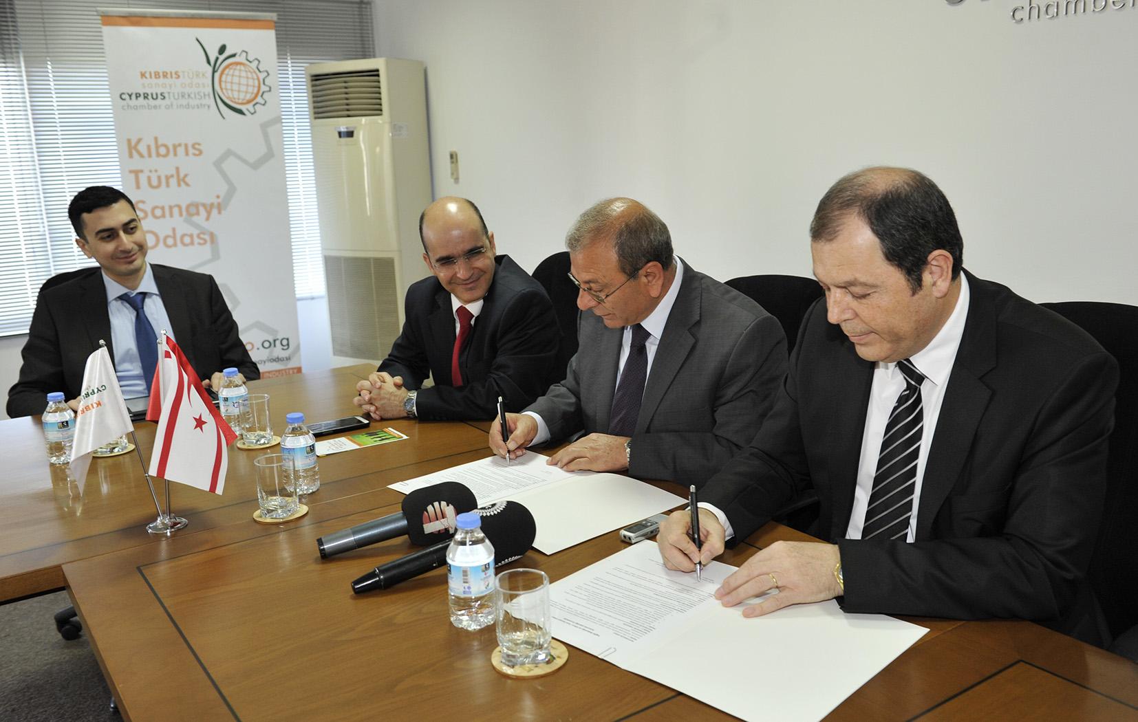 Sağlık Bakanlığı ile KTSO arasında protokol