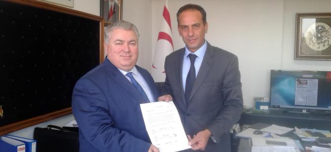 Toplumcu Kurtuluş Partisi (TKP)'nin kurulması için başvuru yapıldı..