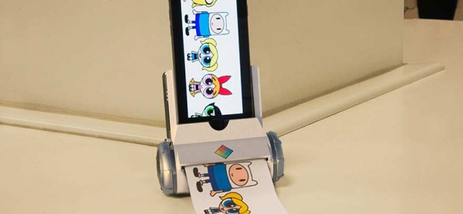 iPhone'lar yazıcıya dönüşecek
