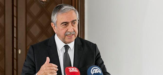 Cumhurbaşkanı Akıncı Meclis'ten ayrıldı