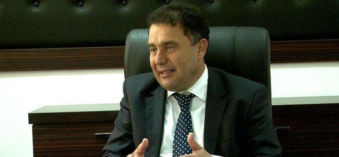 """UBP Genel Sekreteri Saner: """"Hidrokarbonlardaki haklarımızı teslim etmeyiz"""""""