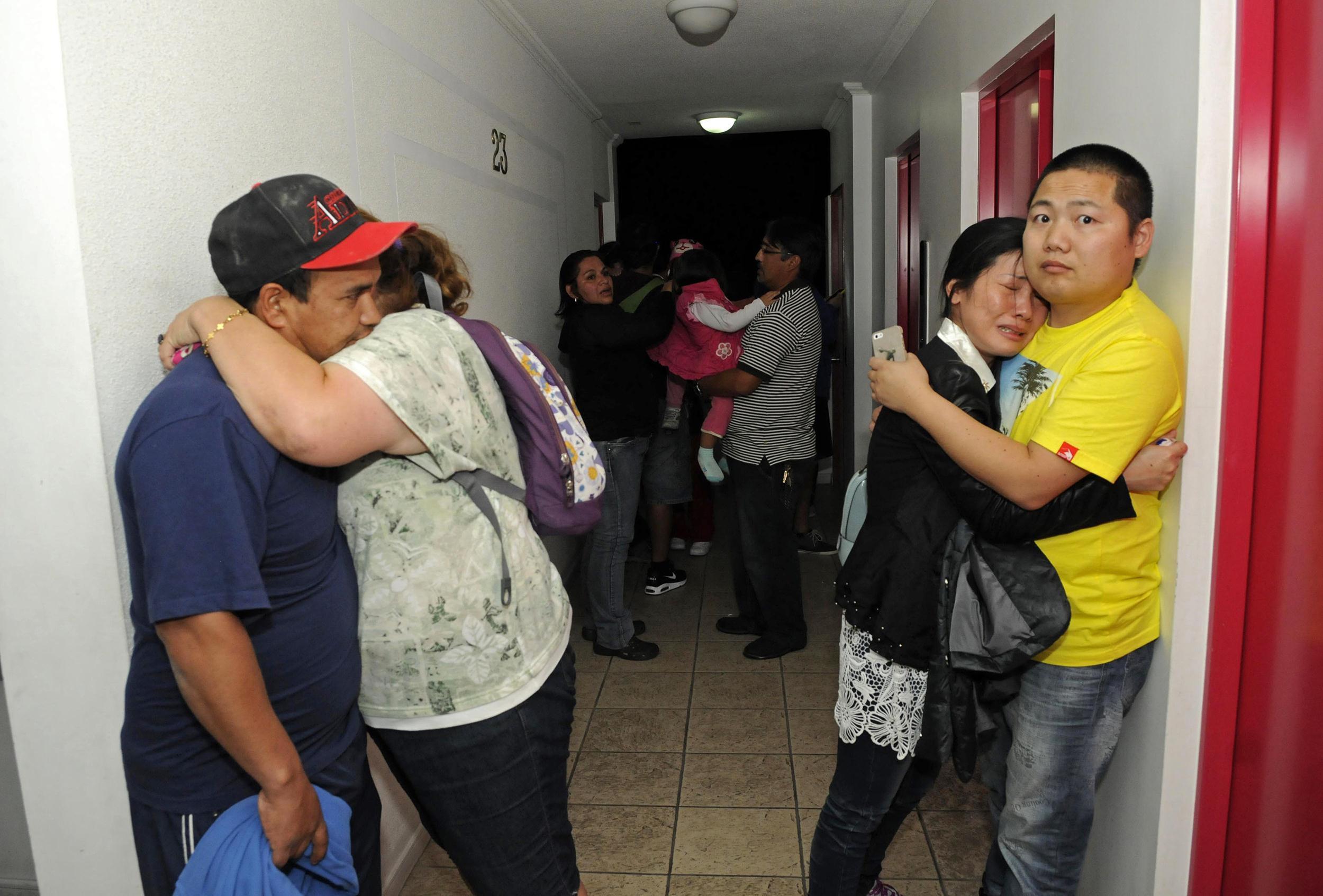Şili'deki deprem: 100 atom bombası gücünde