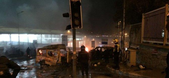 İstanbul'daki patlamayı o örgüt üstlendi...