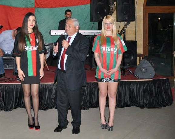 Ortaköy Spor kulübü yemeği siyaset arenasına döndü