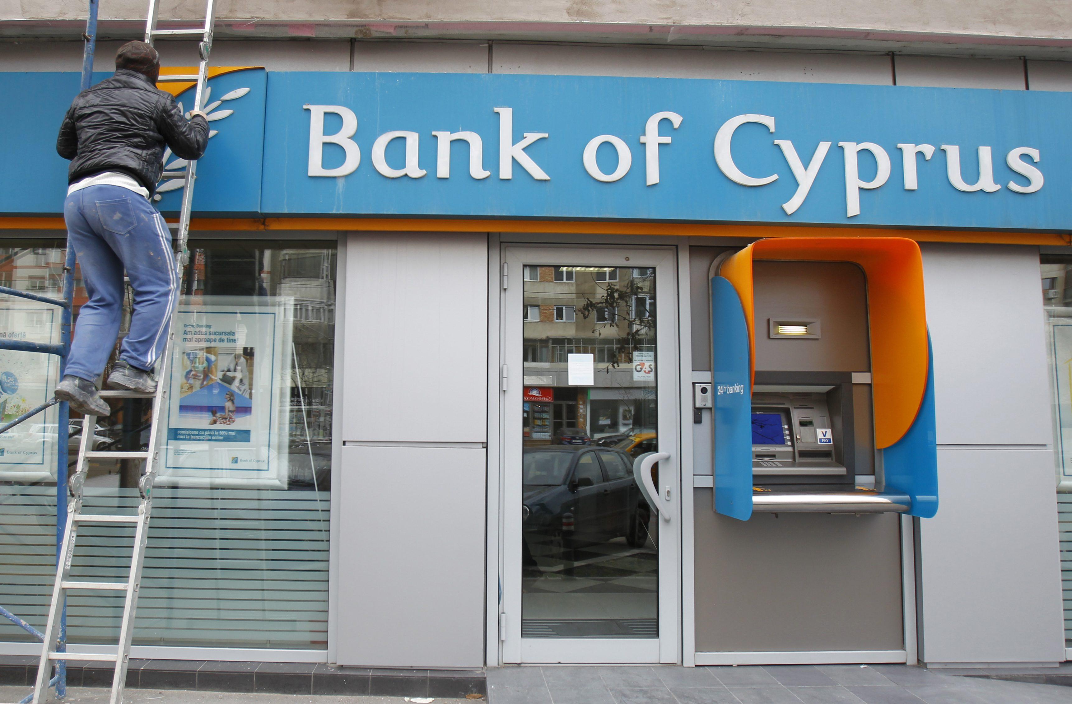 Kıbrıs Bankası'nda yeniden yapılanma